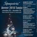 Advent 2018. Tamási